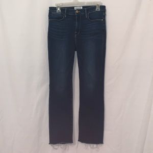 Frame Denim Jeans - Frame Denim Le High Straight Clifton Jeans